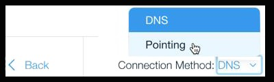 dns _ how to create a link to a website
