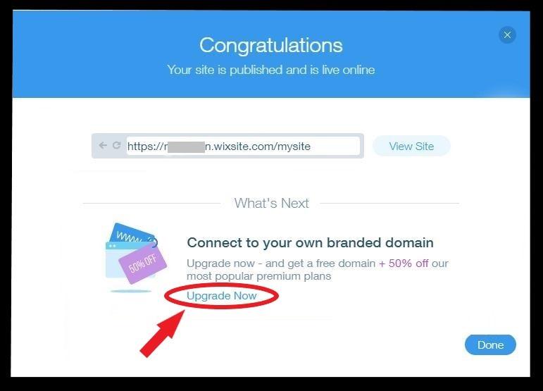 upgrade_ how to set up a website
